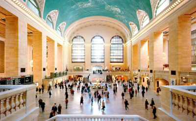 Grand Central Terminal - project management