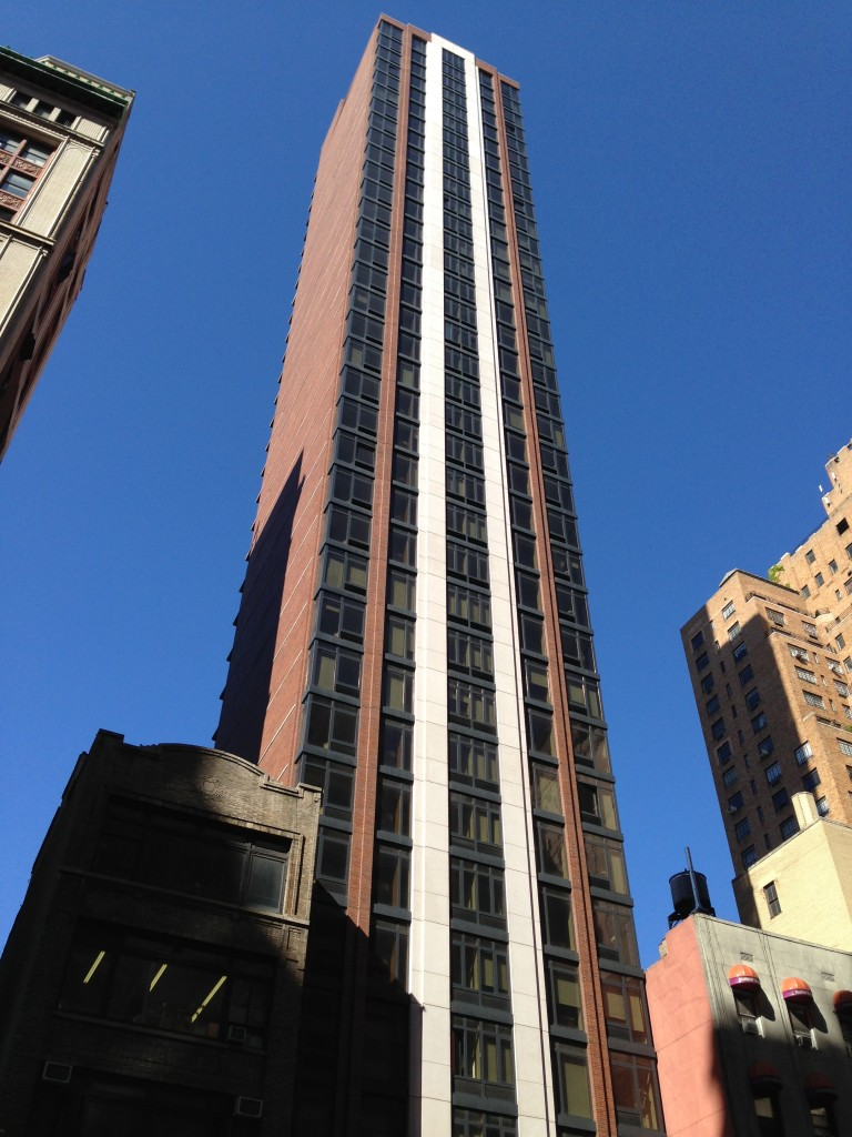 47E 34th St - owner's representation
