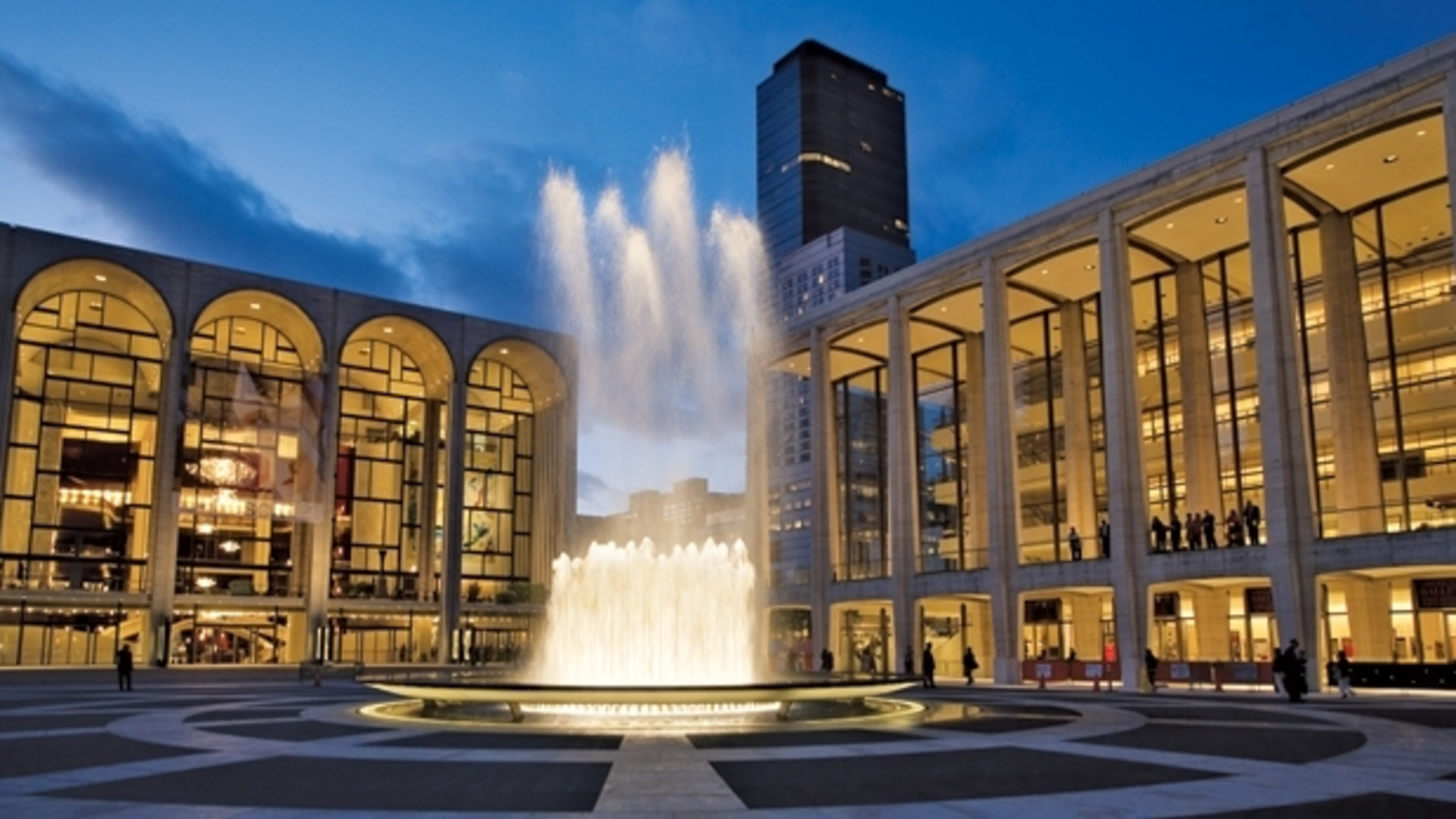Lincoln Center - project management