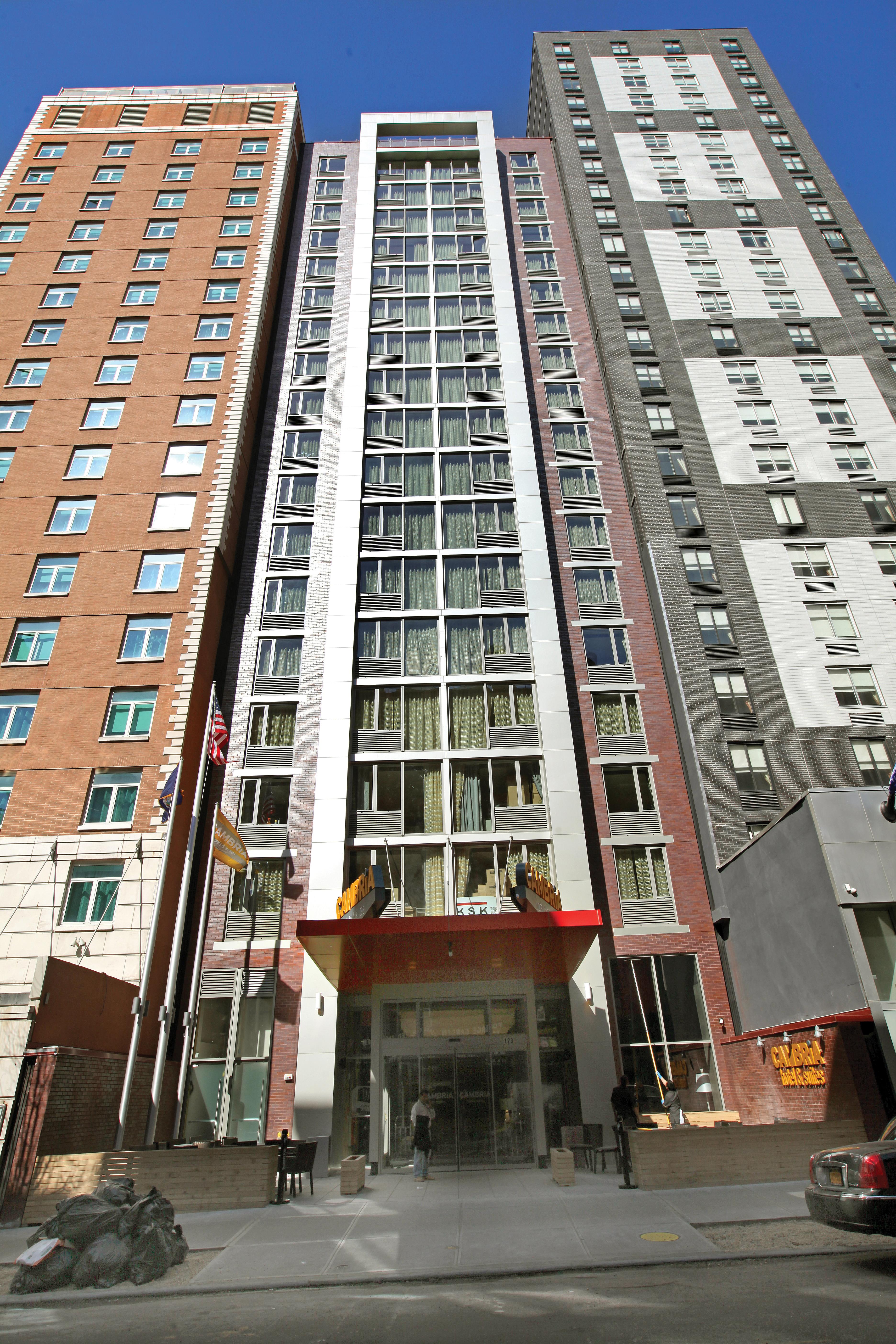 Cambria Suites Hotel Chelsea - Owner's representative